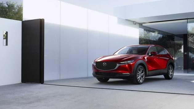 长安马自达小SUV CX30明年上市 搭全新2.0L发动机