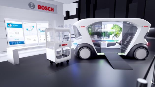 2020CES:博世推大量新品 从未来出行到智能硬件