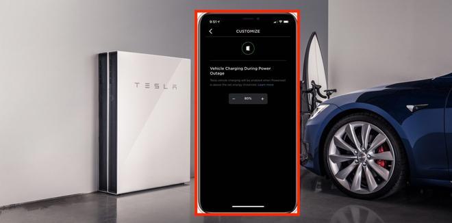 特斯拉发布Powerwall新功能 停电也能高效充电