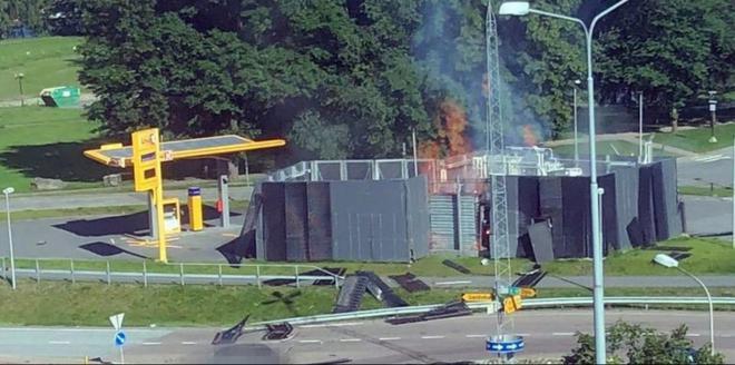 加氢站爆炸 丰田和现代在挪威暂停销售燃料汽车