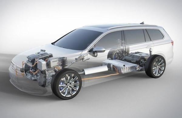 新款Passat GTE Variant