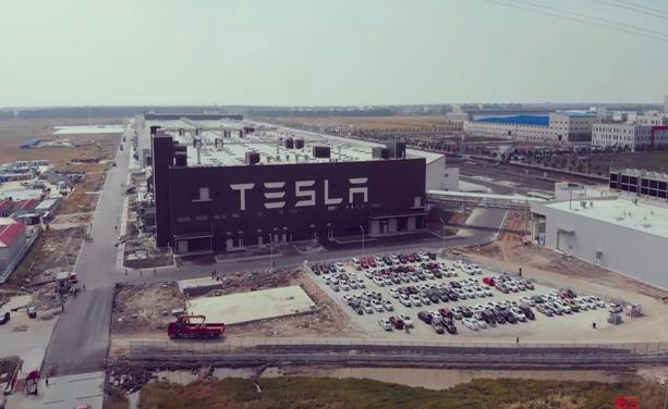 """特斯拉上海超级工厂量产已""""准备就绪"""" 对外销售只等产品认证和国家批准"""
