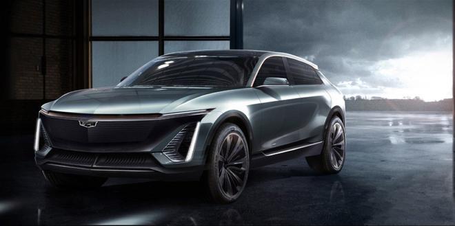 凯迪拉克确认4月推首款纯电动SUV 引领通用汽车未来电动化