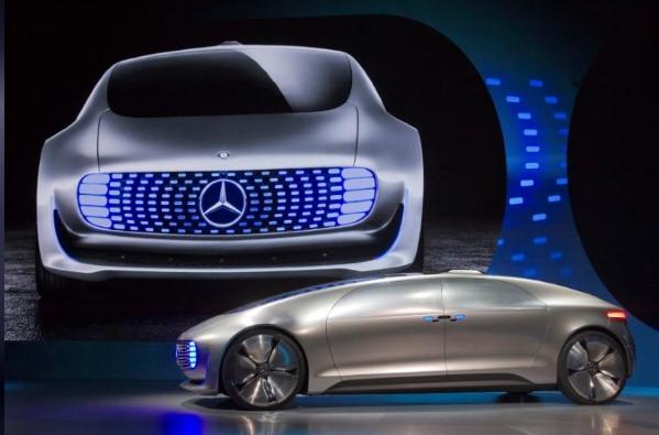 奔驰联合博世明年在加州部署自动驾驶出租车