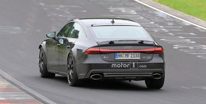 600匹马力 新奥迪RS 7 Sportback将于9月10日亮相
