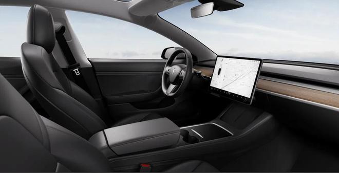 特斯拉发布Model Y和Model 3更新 续航里程明显增加