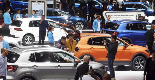 日内瓦车展被迫取消 全球汽车行业面临不确定困境愈加明显