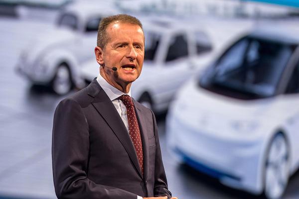 大众CEO迪斯呼吁欧洲强化电池产业 担心落后于亚洲