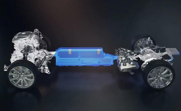 沃尔沃XC90 E驱智能科技电池组