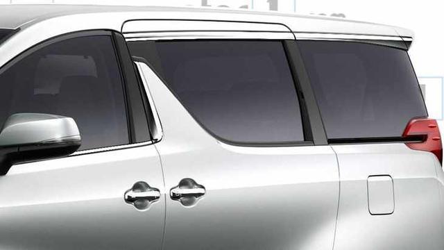 雷克萨斯MPV车型最新预告图 命名LM/上海车展首发