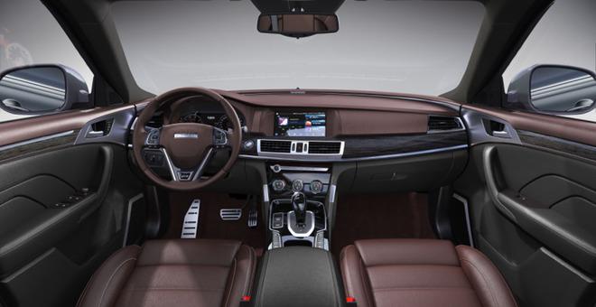 售价14.2万元起/配置升级 新款哈弗H7正式上市