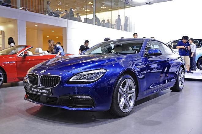 新BMW 6系全国上市