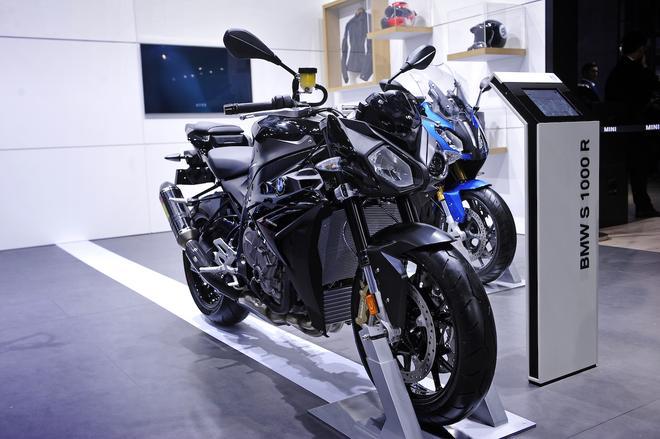 全新BMW S1000R全国上市