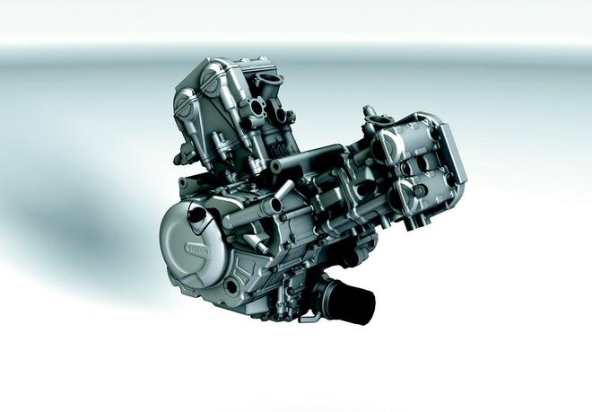 V-strom650 ABS_Engine