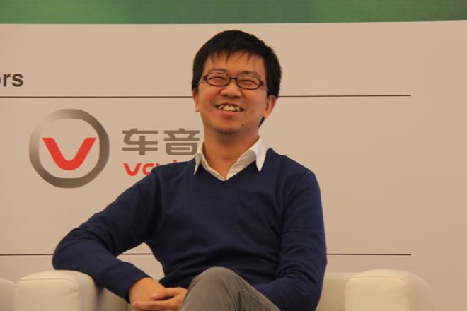 智车优行科技有限公司联合创始人兼CEO 沈海寅