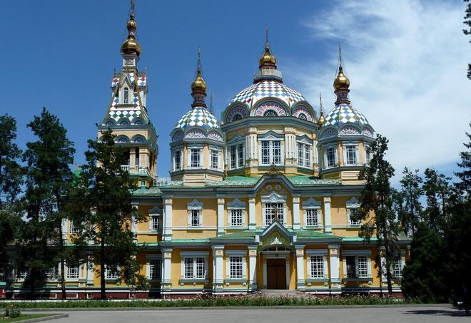 寻找最美的俄罗斯风景