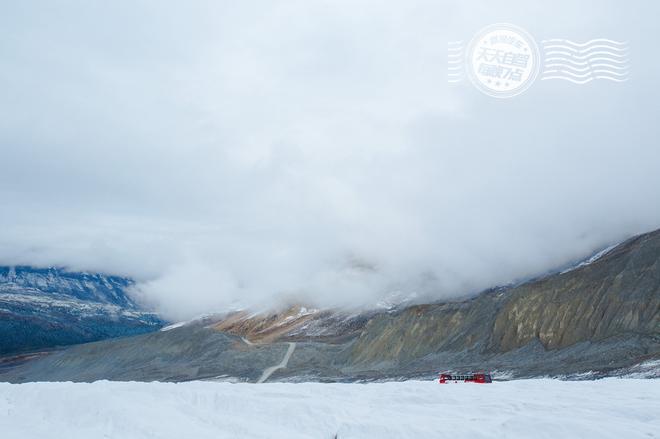 自驾|巧遇第一场雪 加拿大人品爆发风光自驾_车猫网