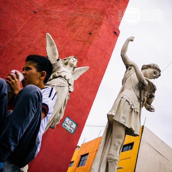自驾|五光十色墨西哥 捡妹子约基友游金字塔_车猫网