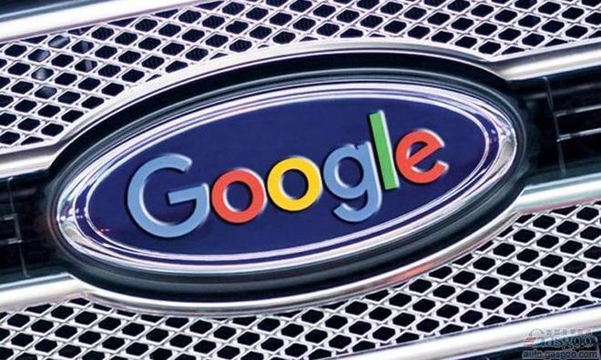 福特或为谷歌打造专用车 借力弯道超车_车猫网