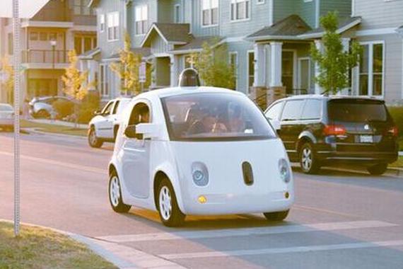 谷歌无人驾驶qich