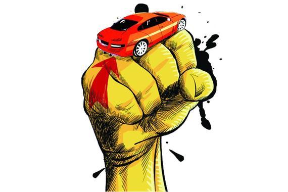 网约车新规助攻B级车 符合新规车辆约20%