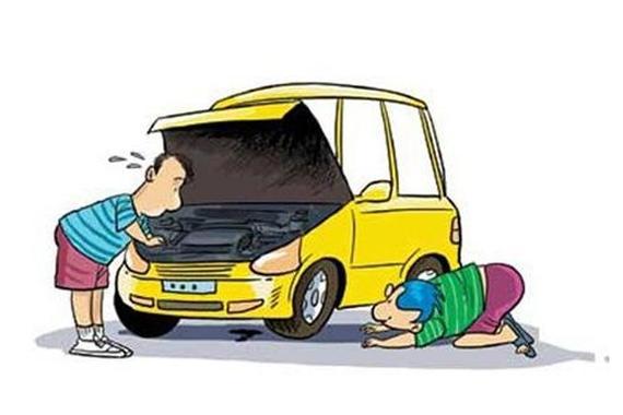 老油条汽车保养诀窍 学会一条能省几千