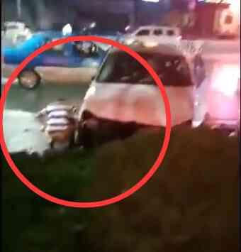 女生酒驾撞人在伤者身旁小便称憋坏了大多有少女图片