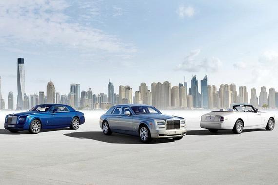 二线豪华车销量增速超20% 集体挑战ABB