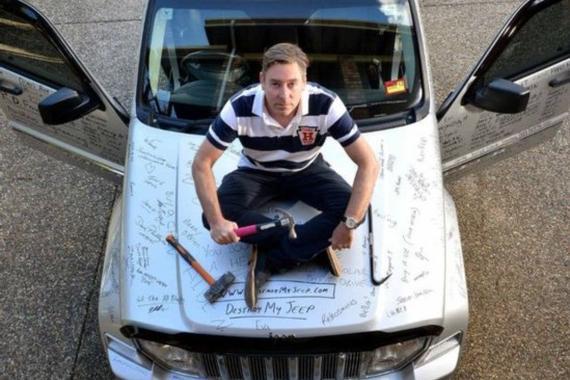 """澳洲车主写歌投诉Jeep 大切被称""""柠檬车"""""""