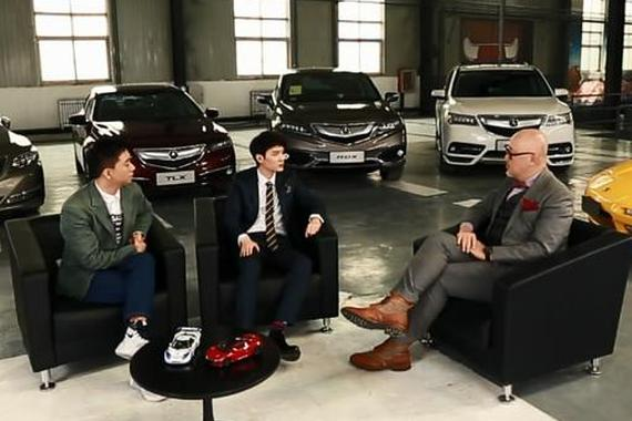视频:[四万说车]之讴歌 NSX(上集)