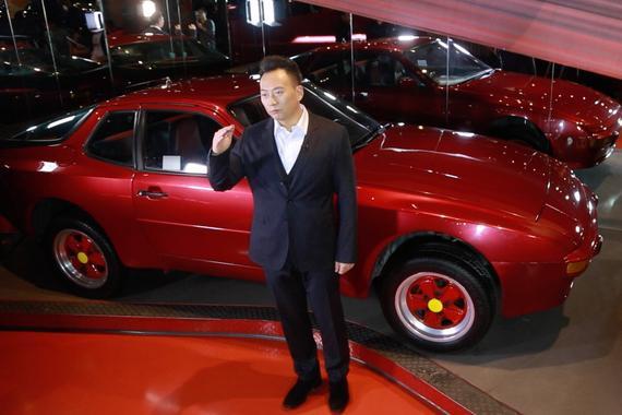 视频:[汽车档案]之斯图加特的跃马传奇