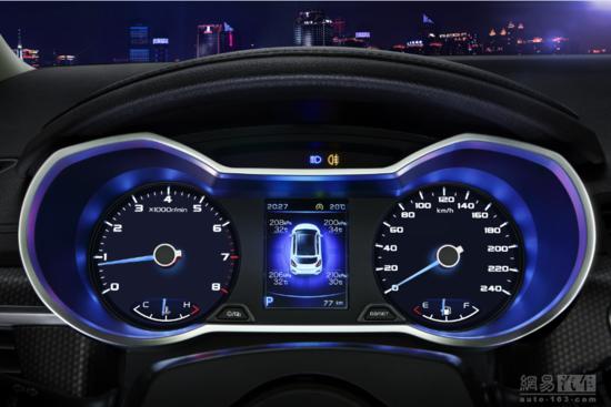 四月首发 吉利帝豪GS配置曝光 手机新浪汽车高清图片