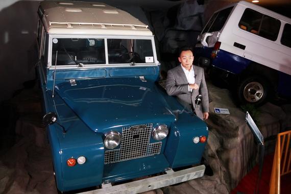 视频:[汽车档案]路虎卫士68年秘密档案