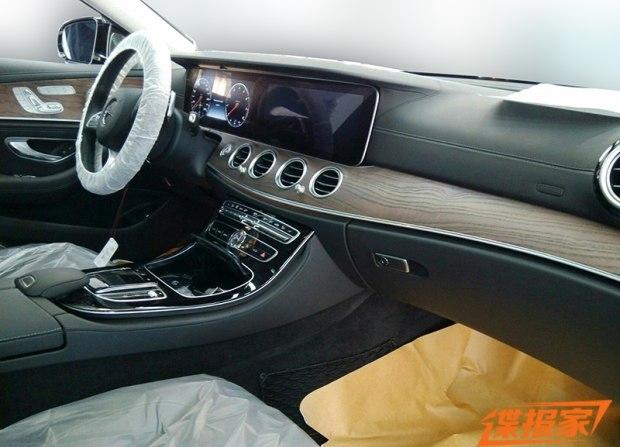 4月24日首发 国产全新一代长轴距版奔驰E级_车猫网