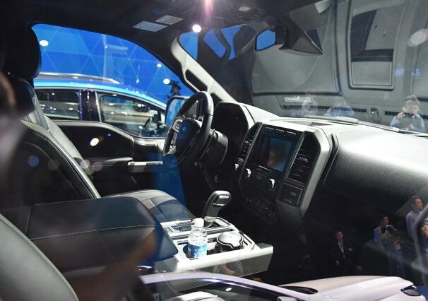2016北京车展福特新F-150 Raptor发布