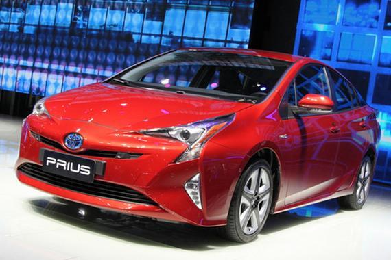 视频:北京车展热点新车之丰田新普锐斯