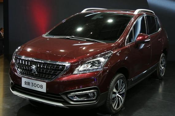视频:北京车展热点新车之标致3008