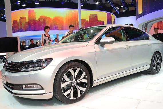 视频:北京车展必看新车一汽大众新迈腾