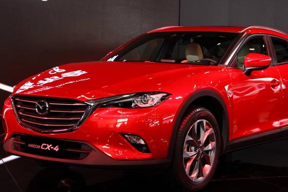 视频:北京车展必看新车之马自达CX-4
