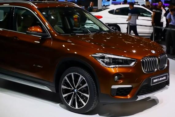 视频:胖哥30秒懂车之宝马新X1
