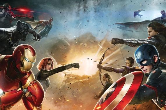科普!美队3中群殴的超级英雄们开什么车?