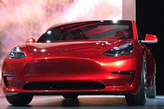 特斯拉Model 3将2017年底按时交车