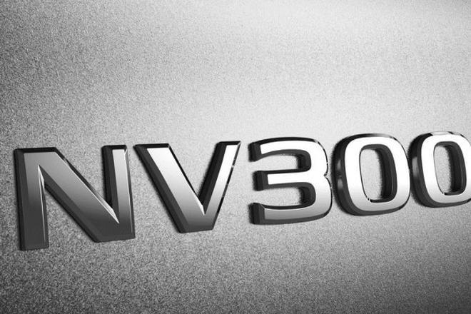 日产NV300预告图发布 福特全顺新对手