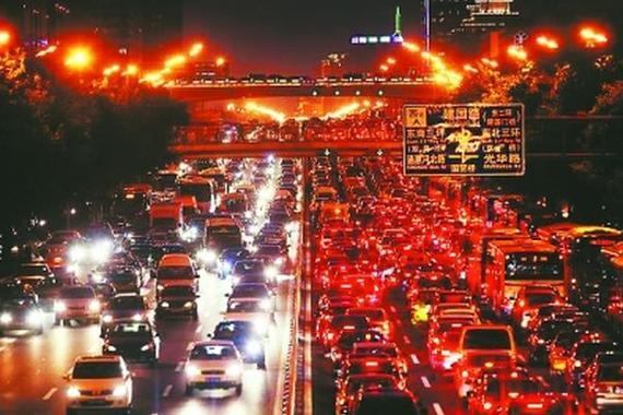 北京交管局原副局长解读:拥堵费该怎么收
