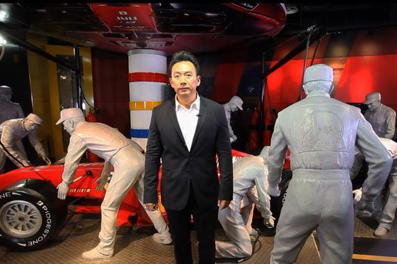 视频:[汽车档案]永远的车王 舒马赫