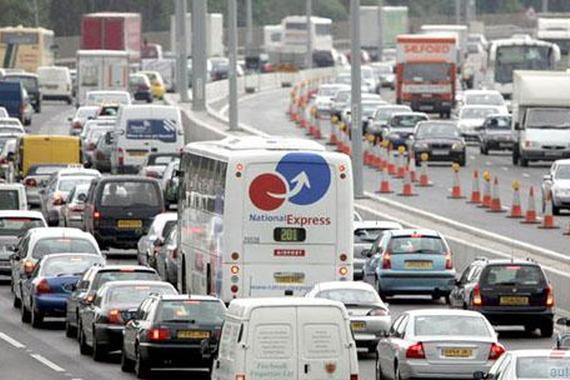 伦敦出台新环保策略 混动车也收取拥堵费