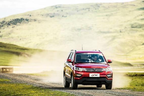 将推5款车型 长安CX70 1.5T 1月9日上市