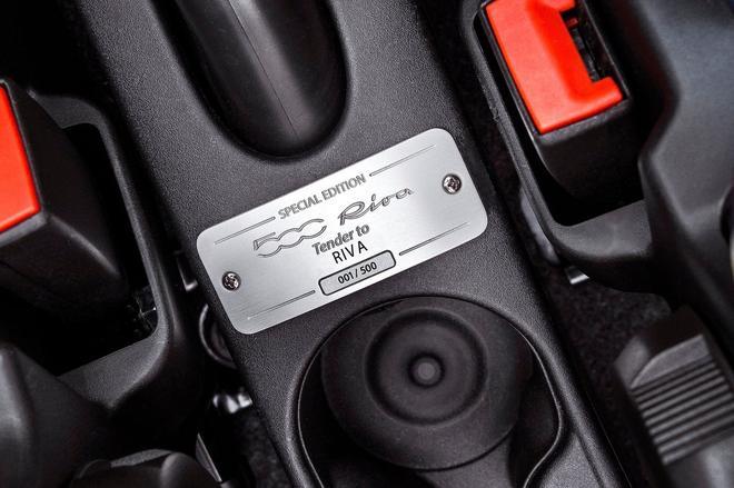 59岁的小精灵 菲亚特500 Riva特别版