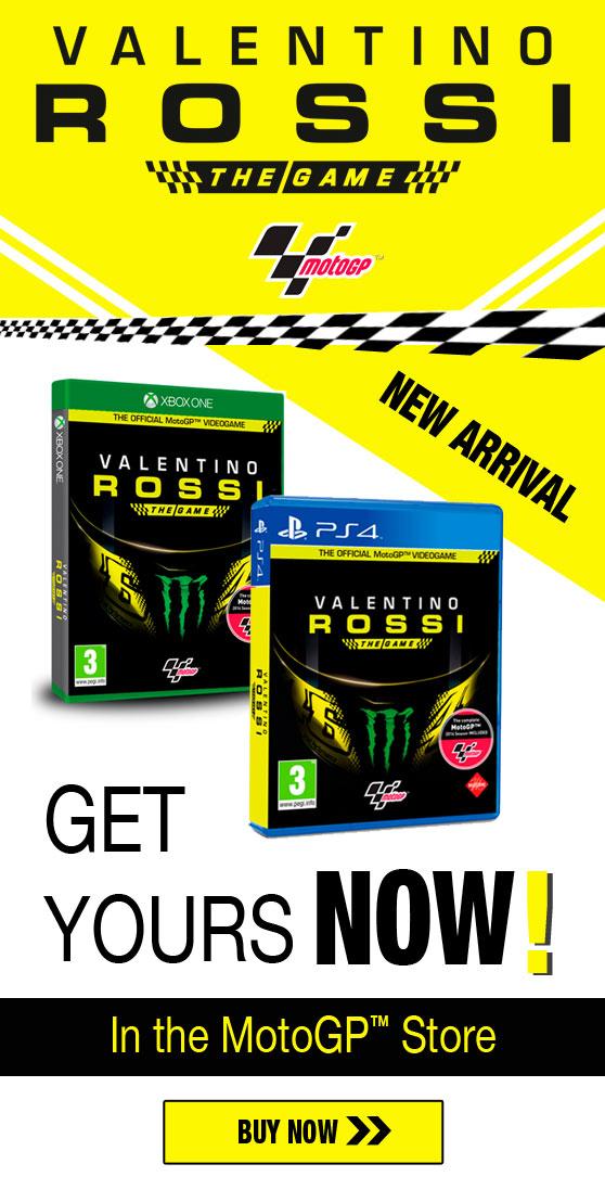 车迷福利 瓦伦迪诺·罗西游戏正式发布