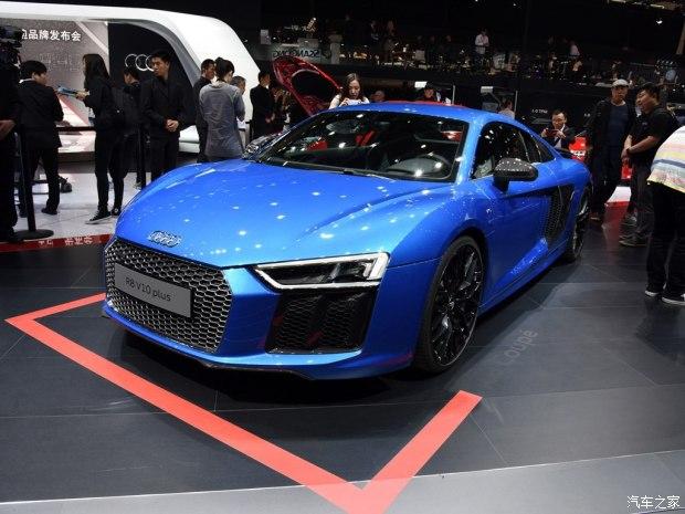 RS 6预售160万起 奥迪三款性能车预售价